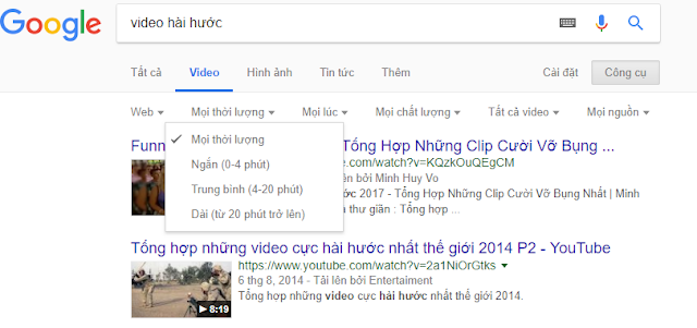 Hướng dẫn tìm nguồn video reup trên youtube