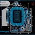 مخطط مشروع قاعة متعددة الرياضات مغلقة كاملا اوتوكاد dwg