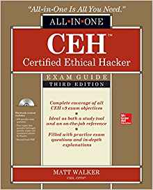 The 5 Best CEH Certification Books For 2019