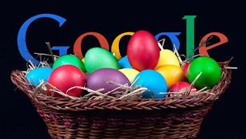 Google Süpriz Yumurtaları