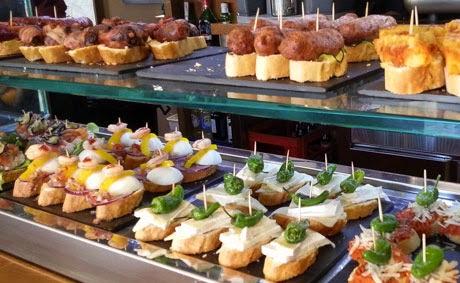 Vaak Spanje-recepten: De Spaanse traditie van de tapas @FV96
