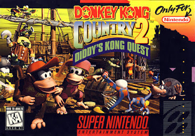Rom de Donkey Kong Country 2: Diddy Kong Quest - SNES em PT-BR