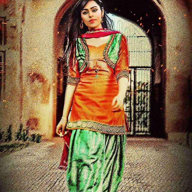 Jenny Johal Beautiful punjabi suit wallpapers