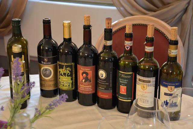 Vinícolas em San Gimignano