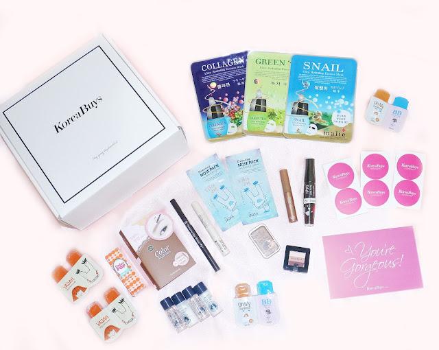 KoreaBuys Beauty Makeup Box