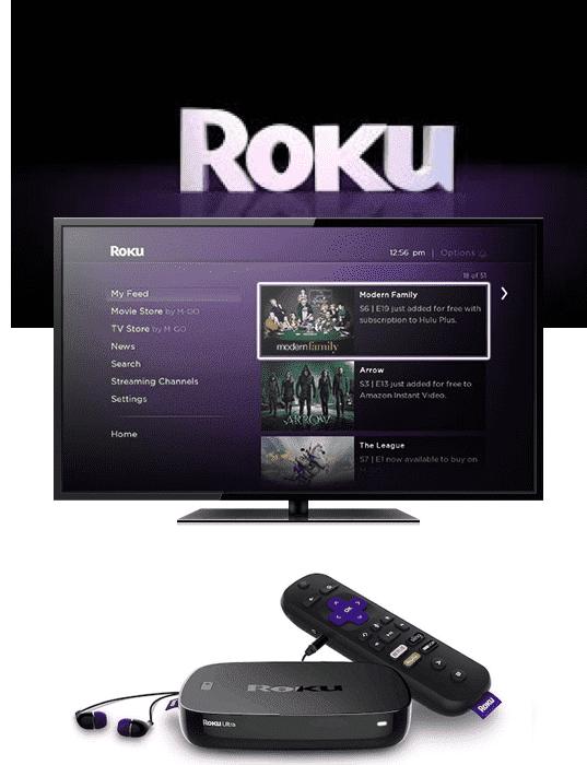 Roku Ultra UHD 4K
