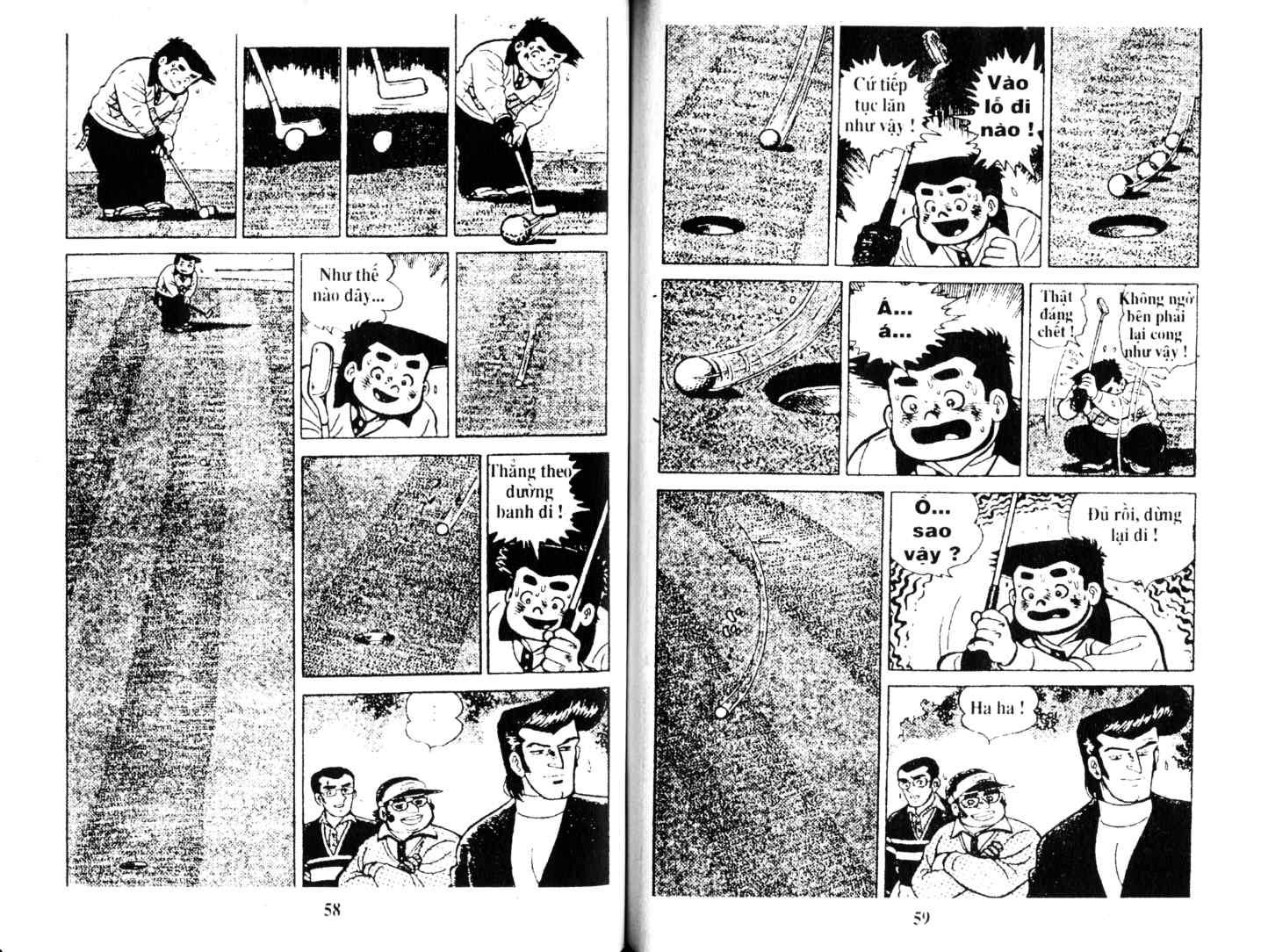 Ashita Tenki ni Naare chapter 12 trang 28
