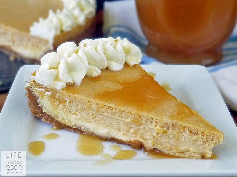 Butternut Cheesecake | Life Tastes Good