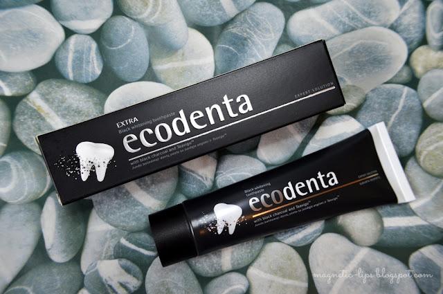 ecodenta pasta do zębów