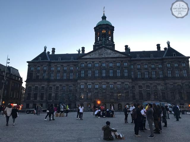 Amsterdam Dan Square