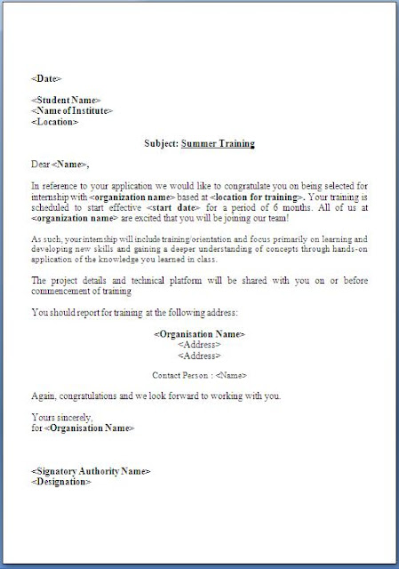 Job Resume Doc Contact Submit Resume Executive Job Search Summer Training Offer Letter Format