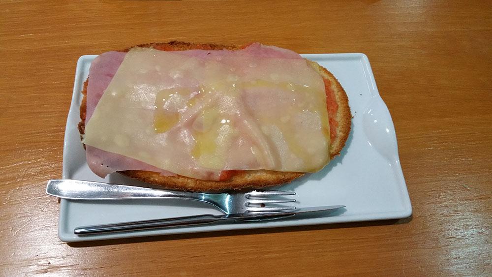 Desayunos lemon Pie