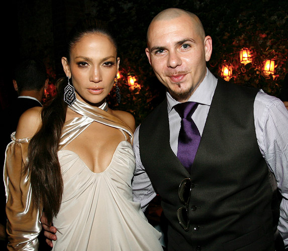 lo and pitbull dating