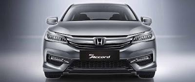 Harga Mobil Honda New Accord Terbaru 2016
