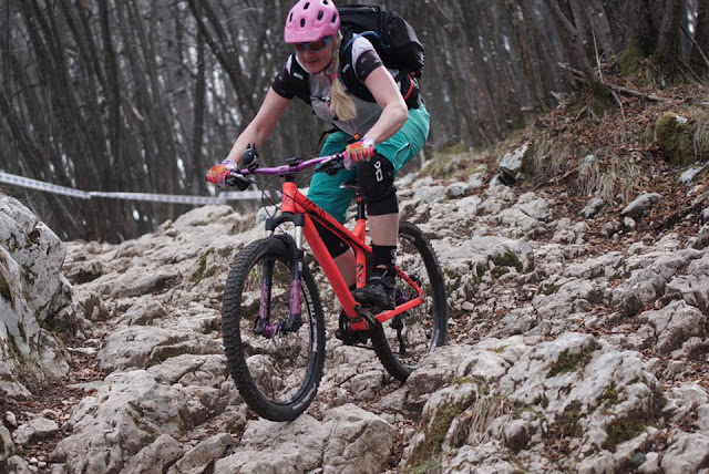 Biken in Torbole