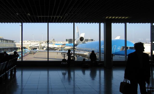 Táxi do aeroporto Schiphol para o centro de Amsterdã