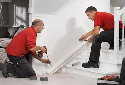 société d'installlation du monte escalier