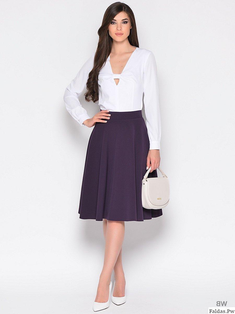 Faldas bonitas 30 modelos e ideas que tienes que ver - Modelos de faldas de moda ...