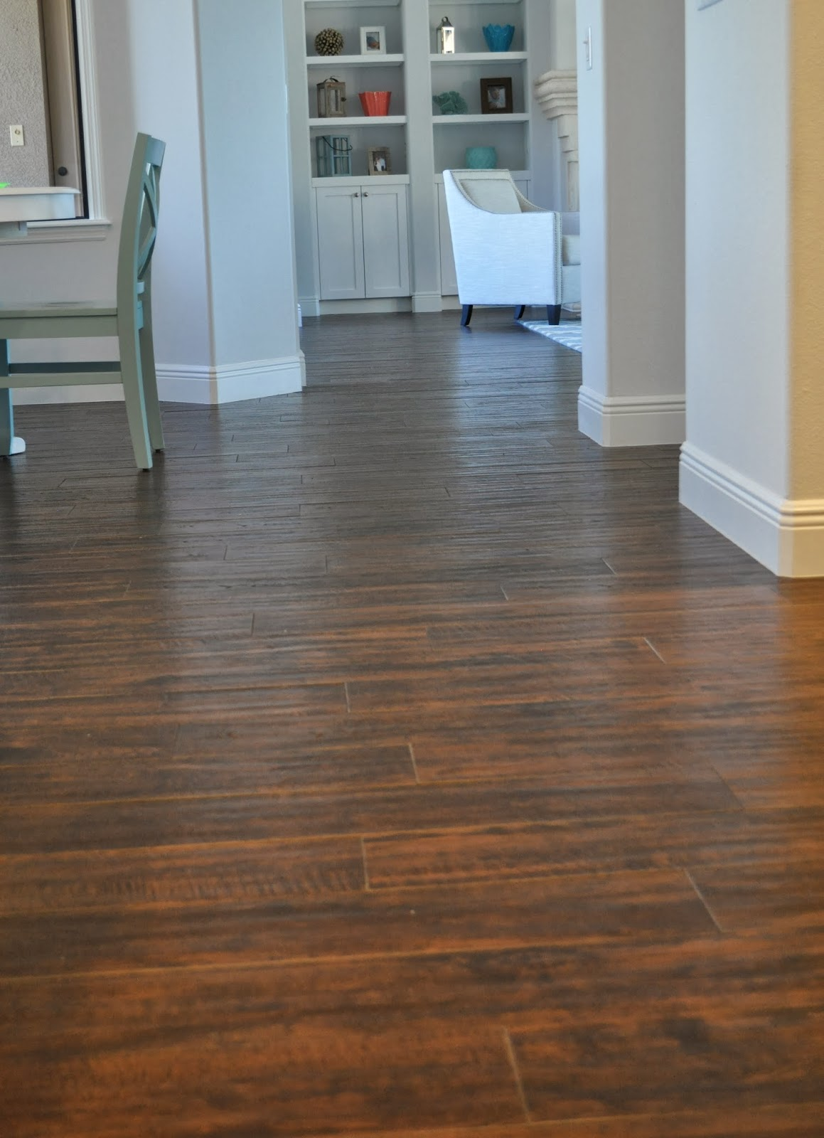 Did You Know Were Looking At Tile As Discussed In Previous Posts Black Is The New We Had Wanted Hardwood Floors But With Two Young Boys