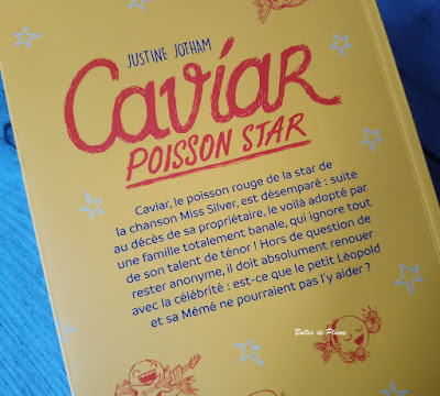 Bulles de Plume Caviar Poisson Star Poulpe Fictions