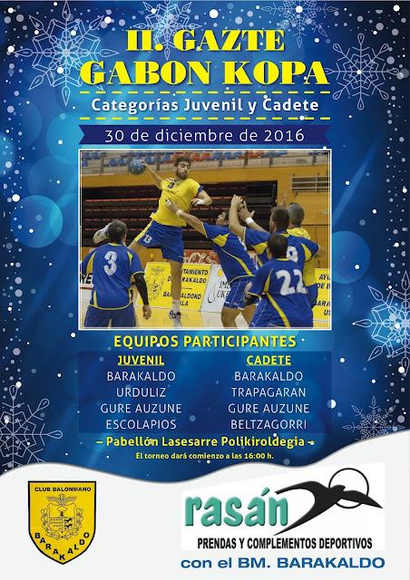 Gabon Kopa CB Barakaldo