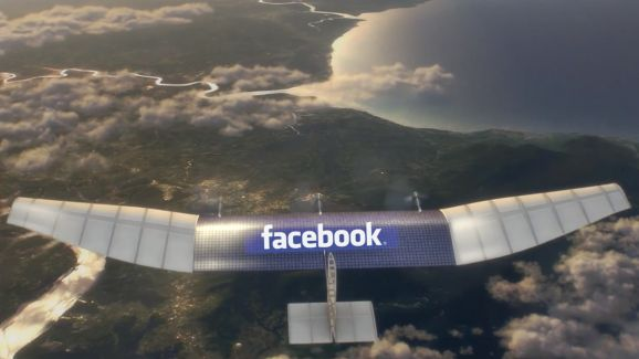 Facebook Unveils Laser-Powered Internet Connectivity Solution
