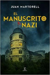 El manuscrito Nazi - Juan Martorell