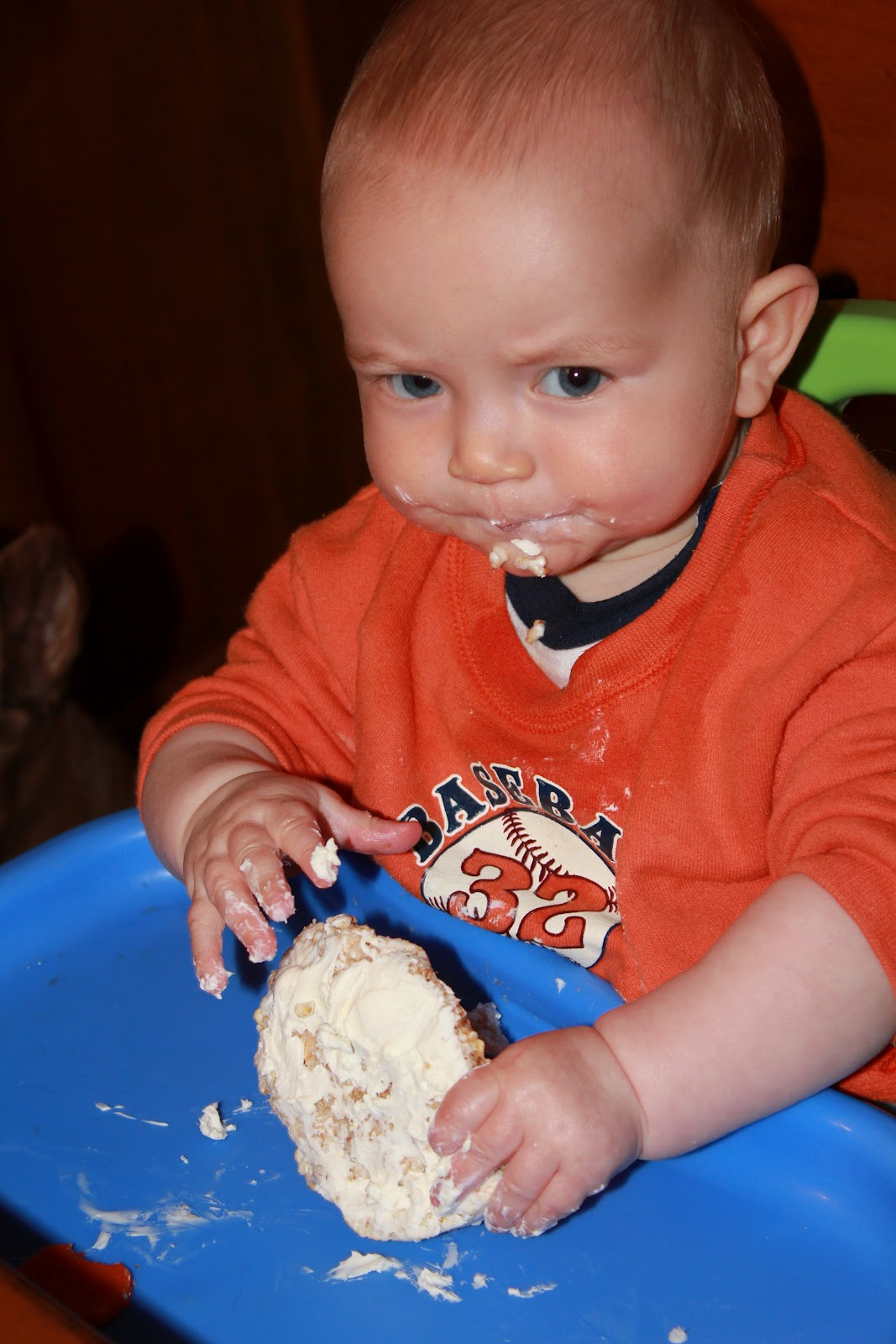 Any Given Moment Baby Led Weaning Prelude