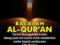 Bacaan Al Qur'an Arab Latin Dan Artinya