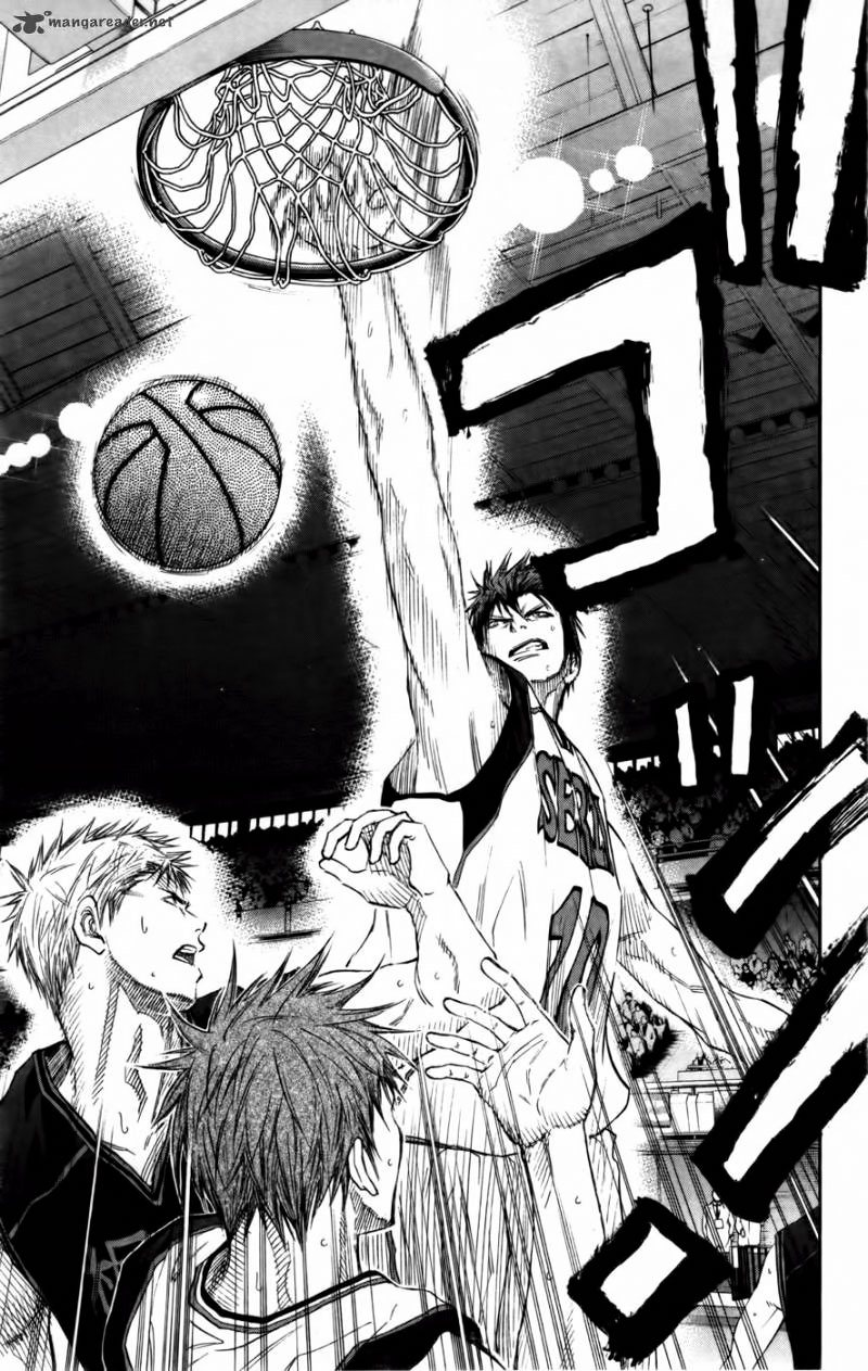 Kuroko No Basket chap 116 trang 8