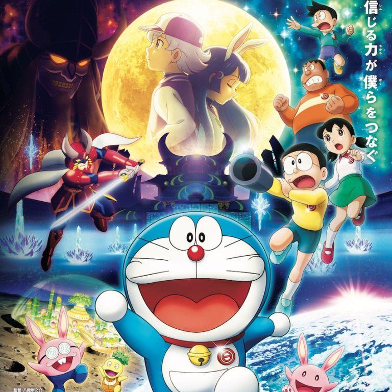 Film Jepang 2019 Doraemon: Nobita's Chronicle of the Moon Exploration