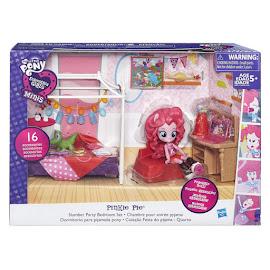 My Little Pony Equestria Girls Minis Sleepover Slumber Party Bedroom Pinkie Pie Figure