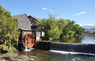 Old Mill Dining Pigeon Forge Tennessee