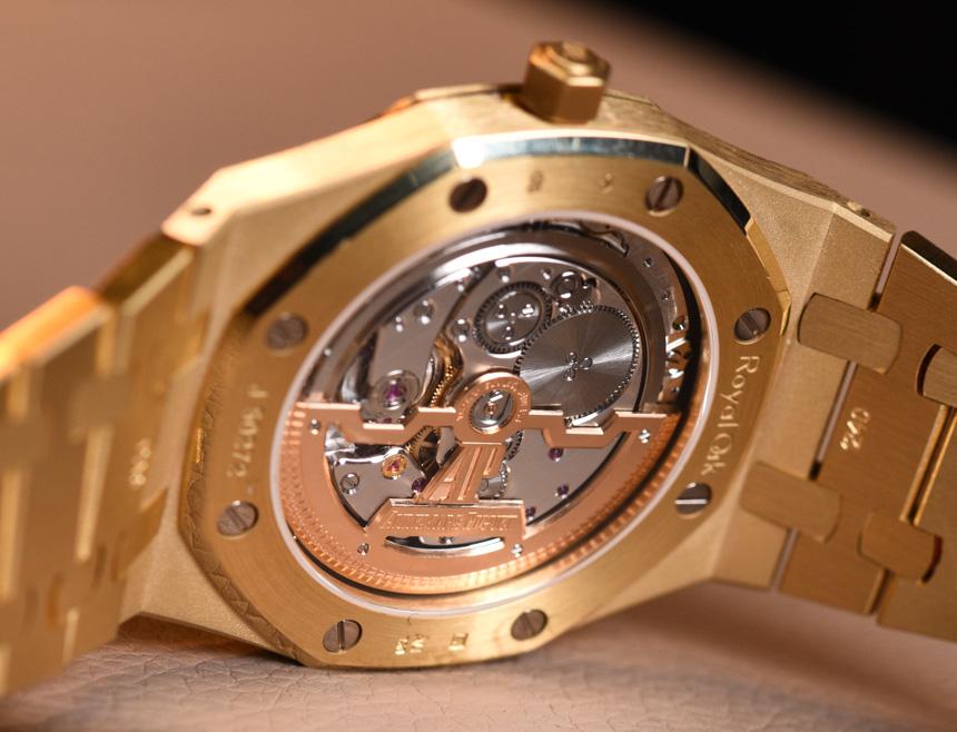 Réplicas De Relojes Audemars Piguet Royal Oak Extra-Thin Jumbo 15202 Gold d0964e9bce2