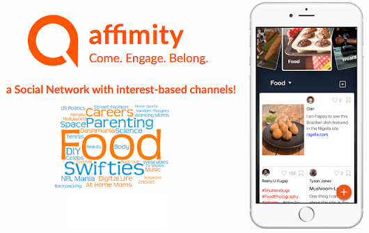 How Affimity is the Place to Meet People Who Share Your Interest