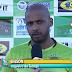 Atleta mairiense, que joga no Gurupi-TO, é entrevistado pela TV Anhanguera