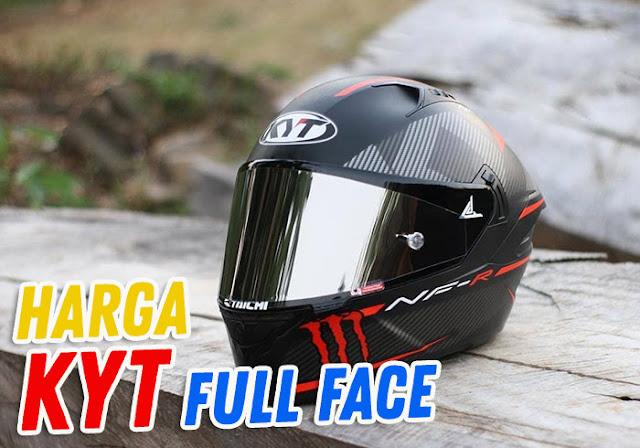 Harga Helm KYT Full Face