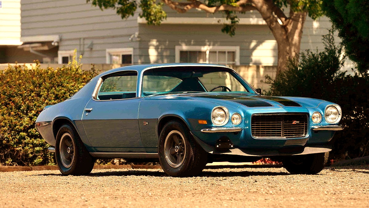 Muscle Car Collection Sports Coupe Muscle Car 1970 Chevrolet