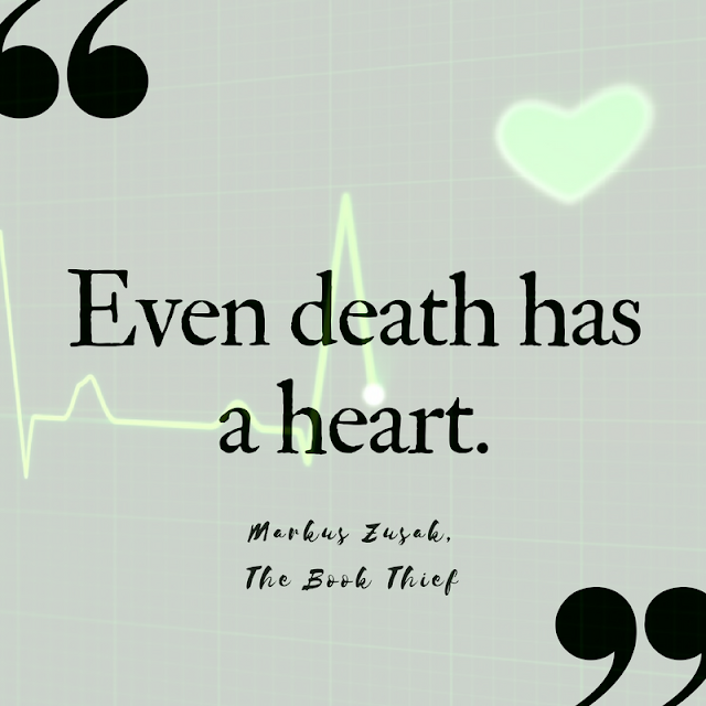 10 (Pinnable) Quotes About Death that Celebrate Life | The Book Theif