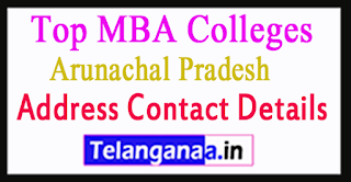 Top MBA Colleges in Arunachal Pradesh