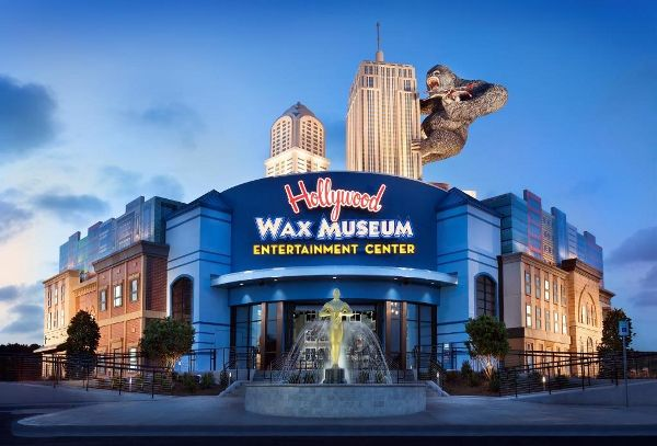 Hollywood Wax Museum at Myrtle Beach SC