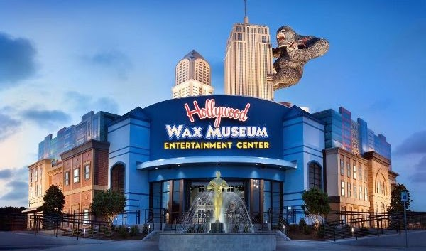 Myrtle Beach SC Family-Friendly Fun: The Hollywood Wax Museum