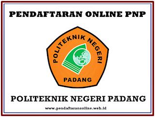 Penerimaan Mahasiswa Baru Politeknik Negeri Padang  Pendaftaran Online PNP 2019/2020 (Politeknik Negeri Padang)