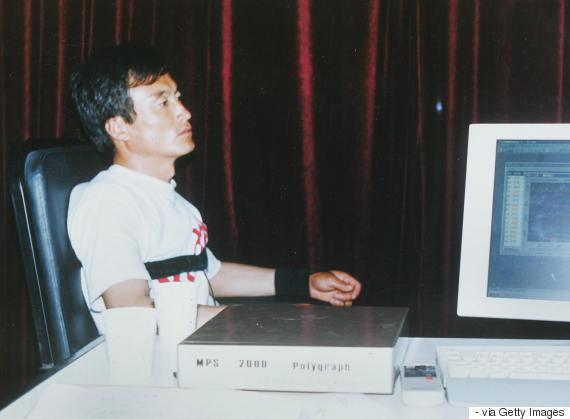 Meng Zhaoguo laki laki asal cina yang mengaku telah berhubungan seks dengan alien