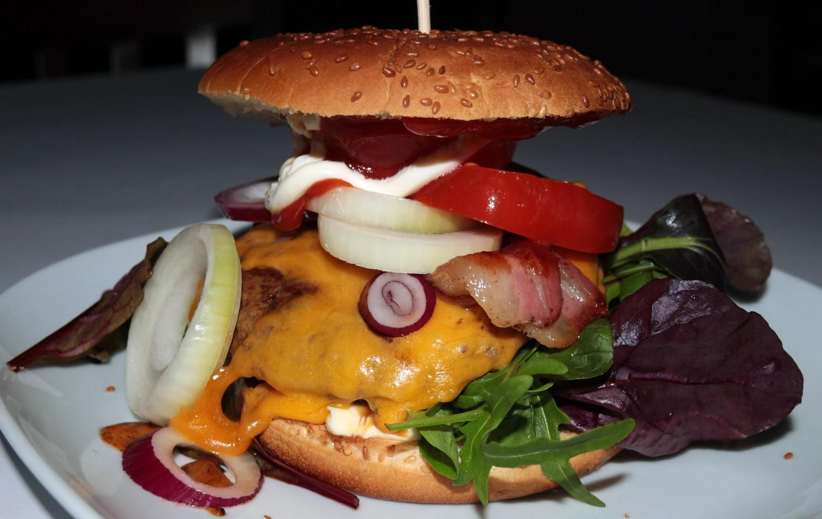 kong burger holbæk