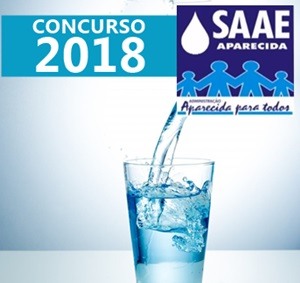 Concurso SAAE Aparecida 2018