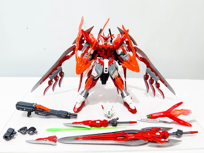 WING GUNDAM ZERO HONOO: FLAME ON