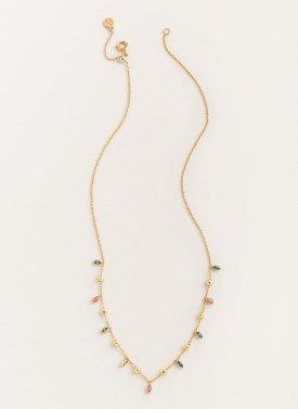 Rumi Confetti Adjustable Necklace