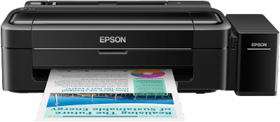 is cheap printer that offers a real depression operating damage for productive professional person Epson L310 Driver Download