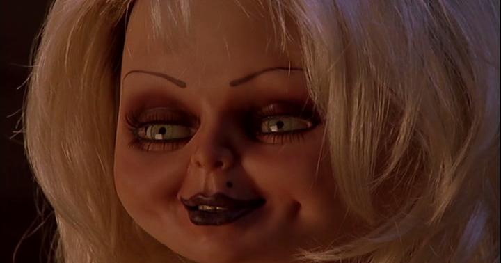 Pero No Se Me Delique.: #33: ¡¡¡¡La Novia de Chucky!!!!